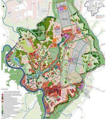 Quy hoạch thành phố Thủ Dầu Một 2019 – 2025 tiềm năng của căn hộ
