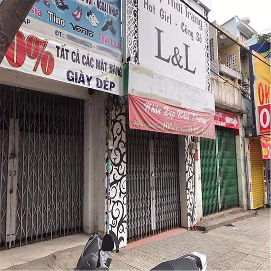 Bán nhà riêngQuận Gò Vấp-Mặt tiền Nguyễn Oanh 11x27m