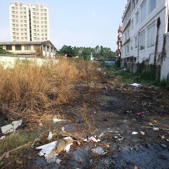 2019m2 đất mặt tiền phạm văn đồng, Linh Trung - Thủ Đức