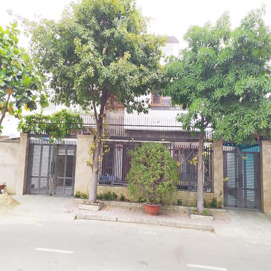 Bán căn biệt thự mặt tiền đường chính khu biệt thự Thạnh Xuân